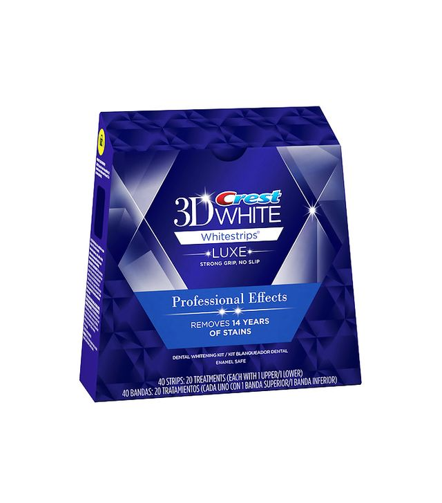 Crest Crest 3D White Luxe Whitestrips Professional Effects