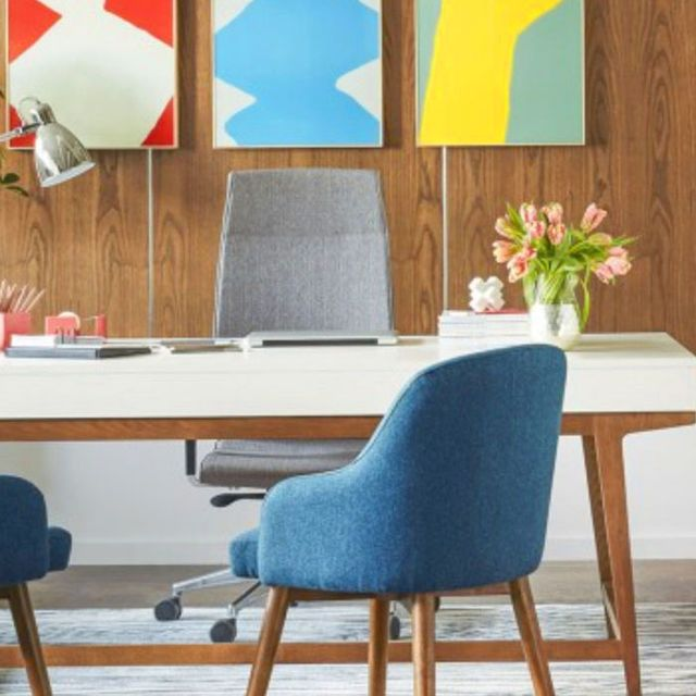 West Elm Workspace Designed Our Dream Gloffice