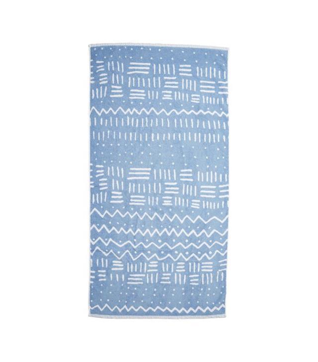One Kings Lane Langille Abstract Beach Towel