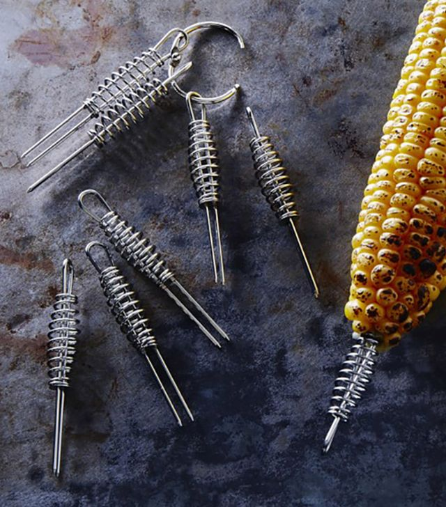 William Sonoma Williams-Sonoma Open Kitchen Corn Picks, Set of 8