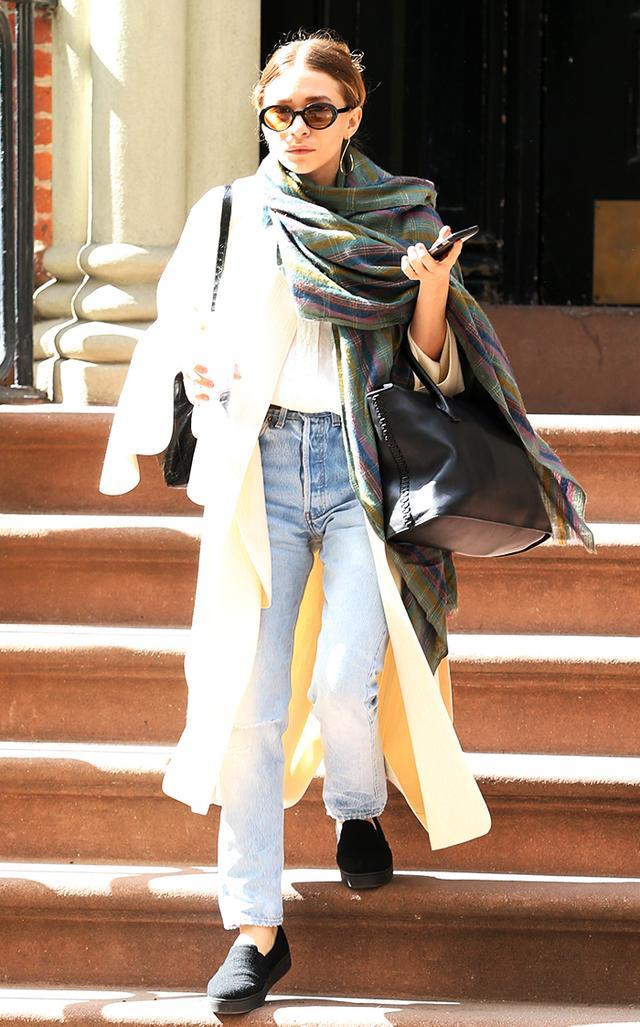 4. Oversize Outerwear