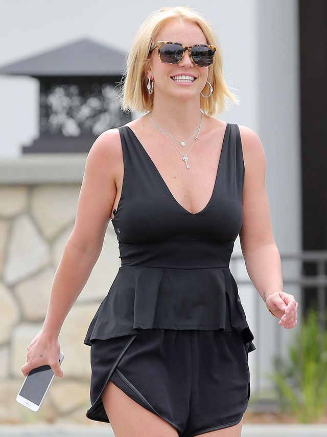 ICYMI: Britney Spears Has a Cute New Haircut!
