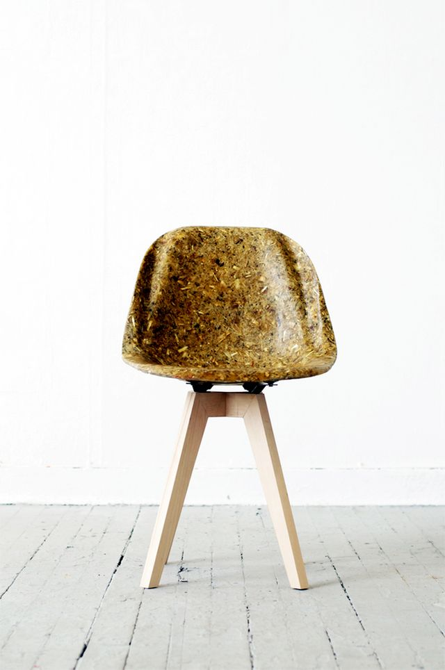 What Do Eames Chairs and Artichokes Have in Common?