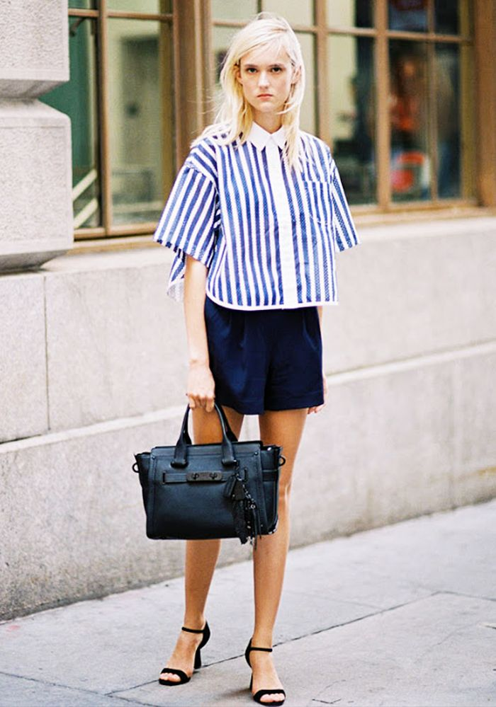 Fashion Wanita Cocok  Untuk Di Musim Panas