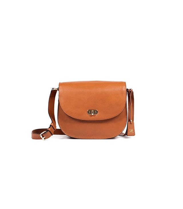 Lo & Sons Claremont Leather Camera Bag
