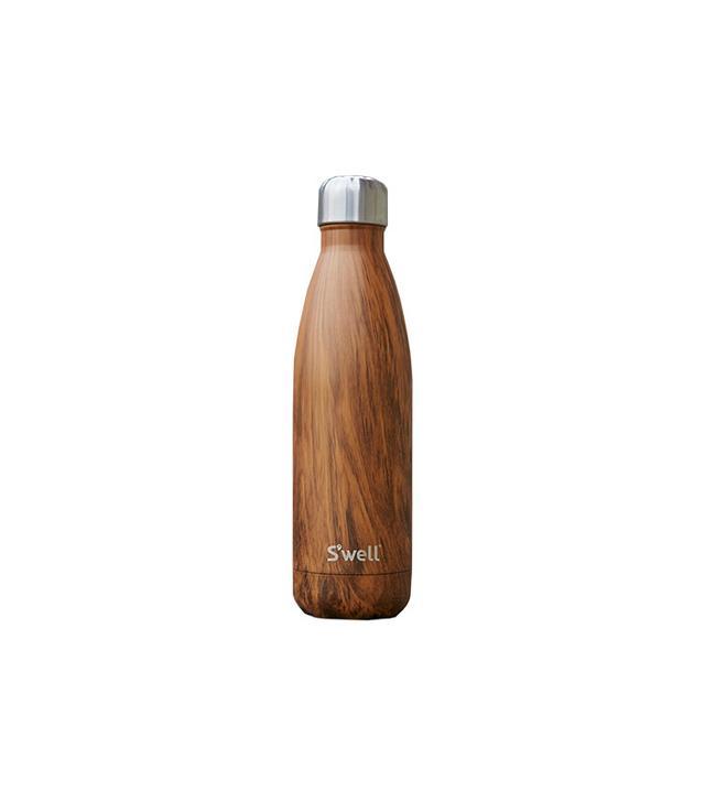 S'well Teakwood 17-oz. Water Bottle