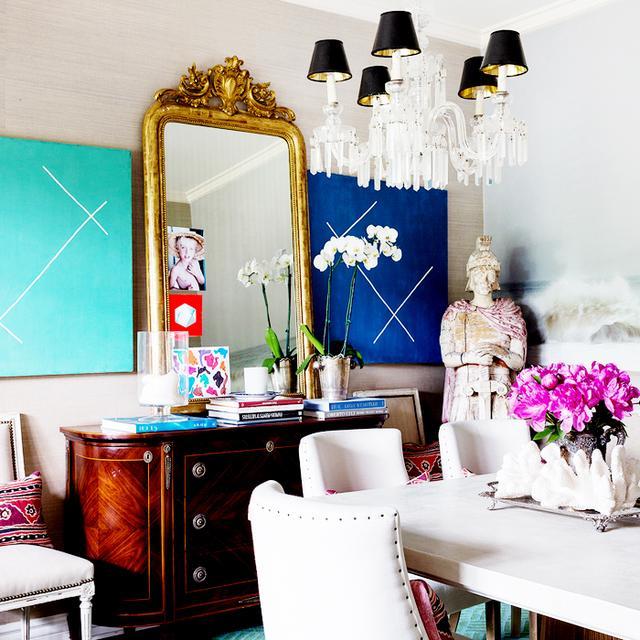 Tour the Vivacious Home of Textile Designer Lulu DK