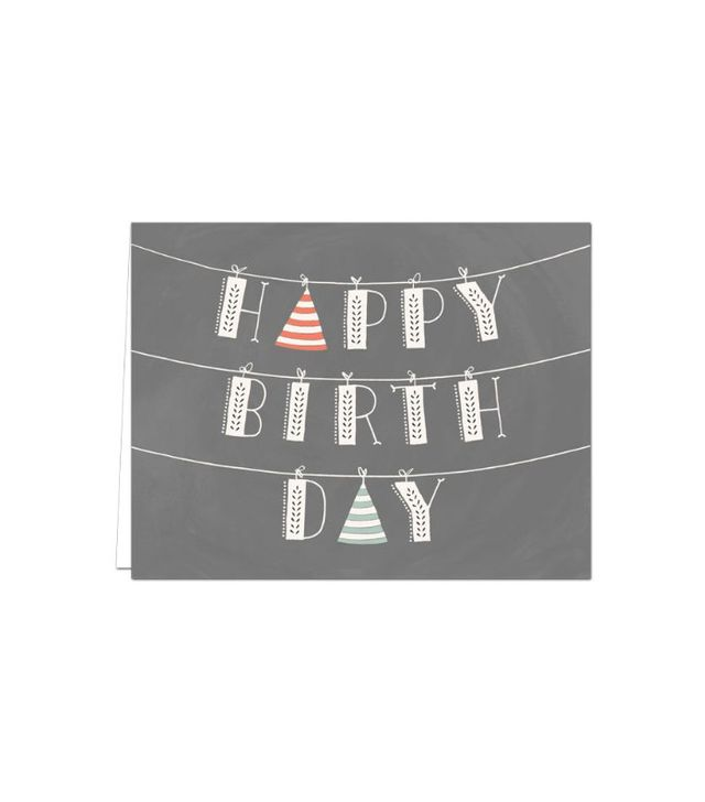 Note Card Cafe Fanciful Birthday Wishes—Blank Cards