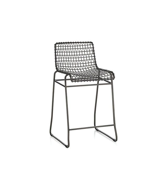 Crate and Barrel Tig Counter Stool