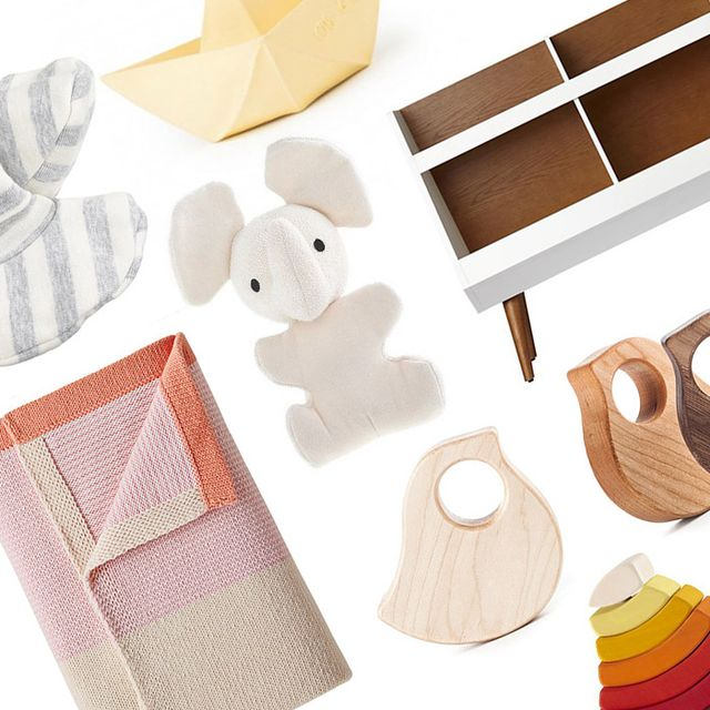9 Sophisticated Essentials for a New Baby