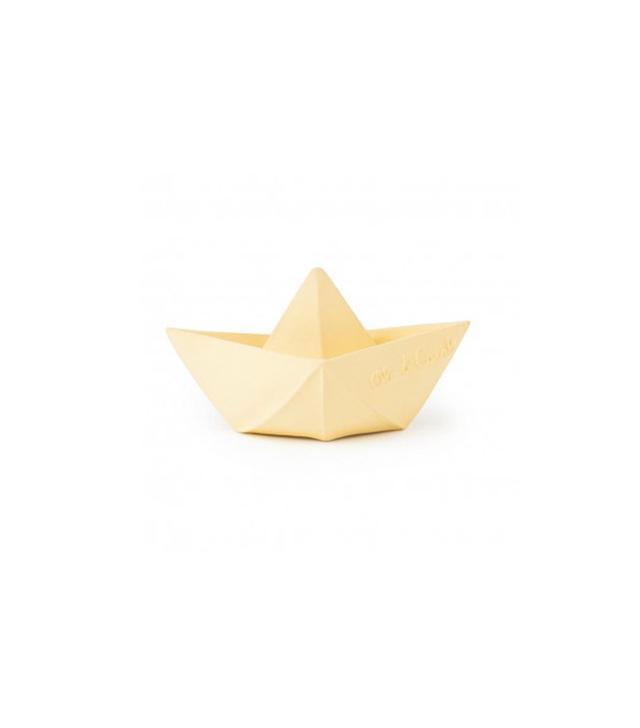 Oil & Carol Origami Boat Toy