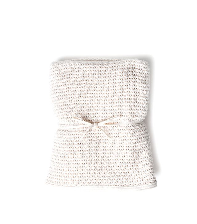 Fog Linen Work Cotton Baby Blanket
