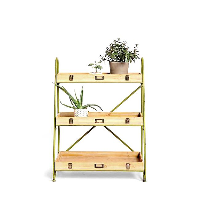 Urban Outfitters Tiered Ladder Shelf