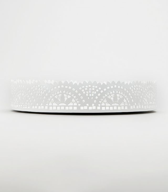 Urban Outfitters Cut Lace Vanity Tray