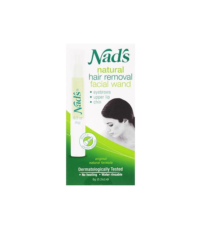 Nad's Natural Natural Hair Removal Gel Facial Wand
