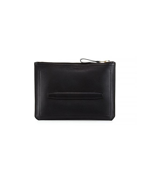 Tom Ford Leather Document Travel Case