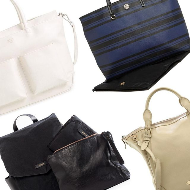 Shop the Most Stylish Diaper Bags for Cool Mums