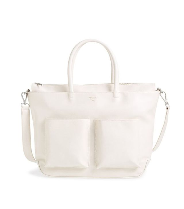 Matt & Nat Raylan Vegan Leather Diaper Bag