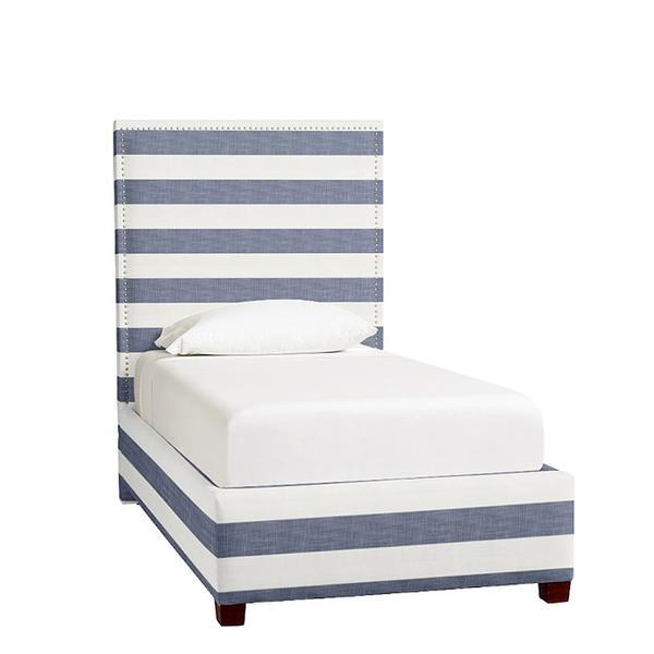 Rowan Upholstered Bed & Headboard