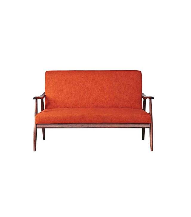 Urban Outfitters Sterling Wood Frame Sofa