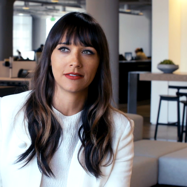 Rashida Jones Shares Her #1 Career Tip