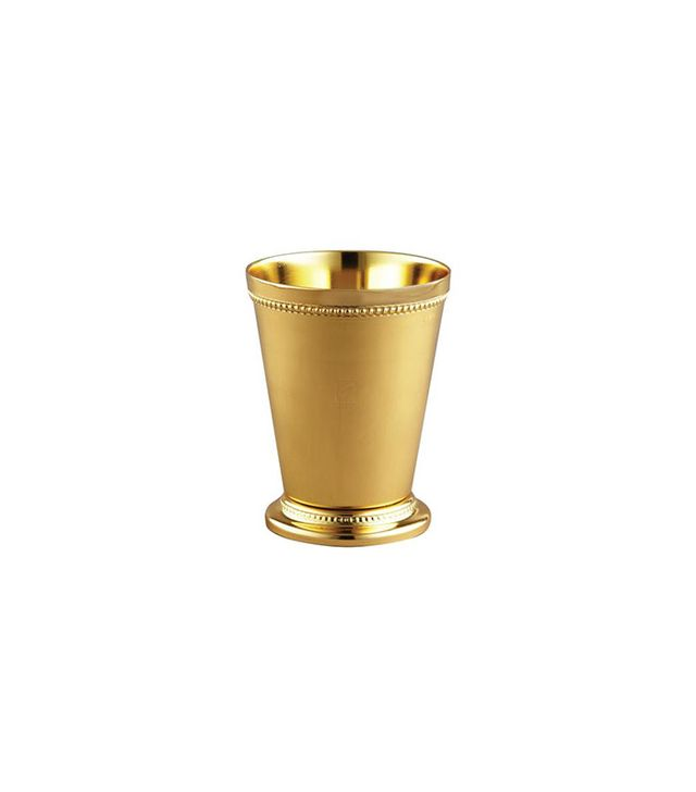 Jaf Gifts Gold Julep Cup