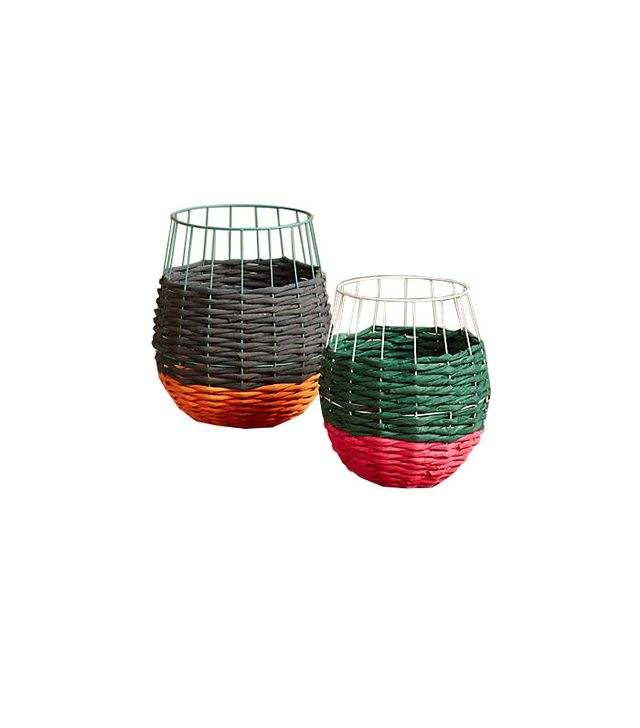 Marie Michielssen Sunken Neon Basket