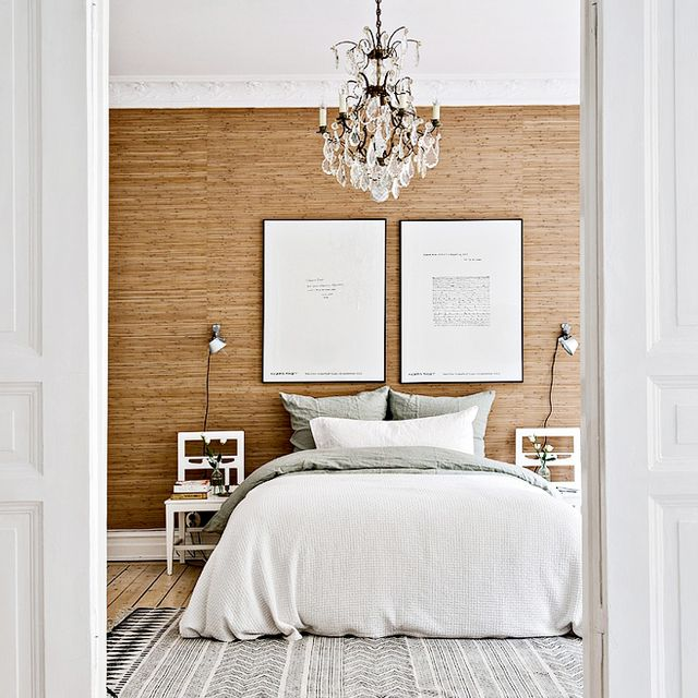 Inside a Highly Textured, Sophisticated Space