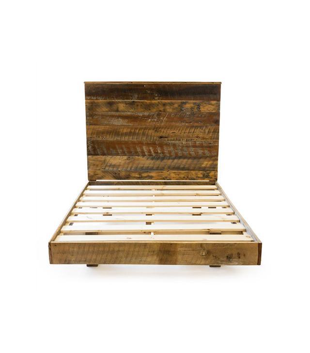 eclaimed Barnwood High Headboard Bed Sets