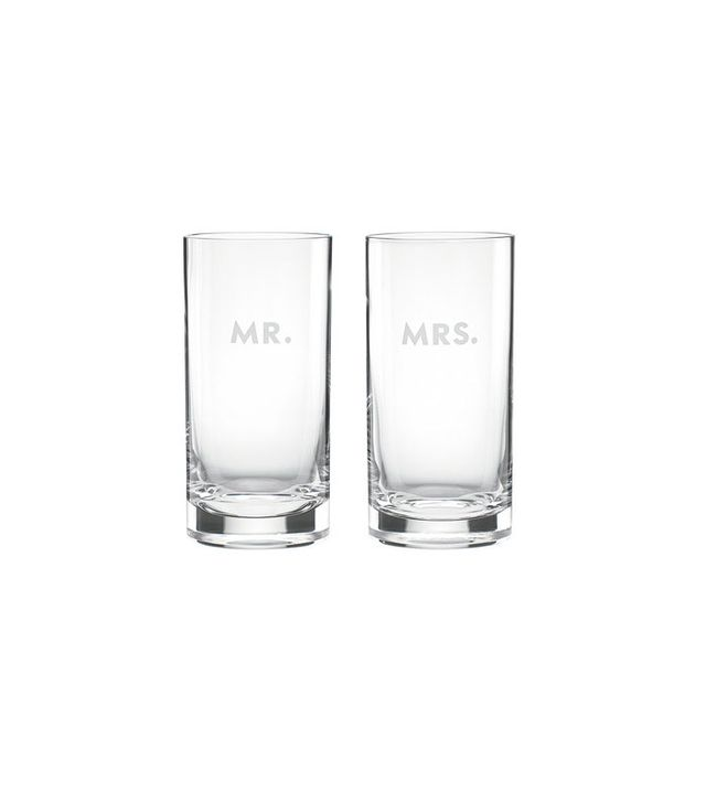 Kate Spade New York Darling Point Hiball Tumblers