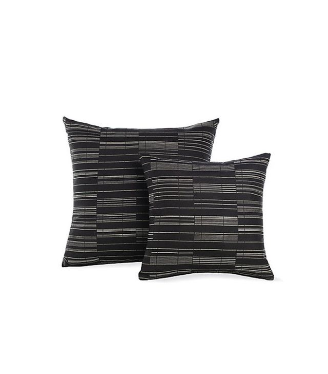 Design Within Reach Outdoor Pillows in Octave Maharam Fabric