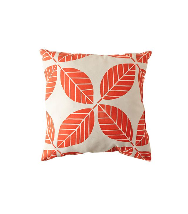Terrain Palm Leaf Outdoor Pillow