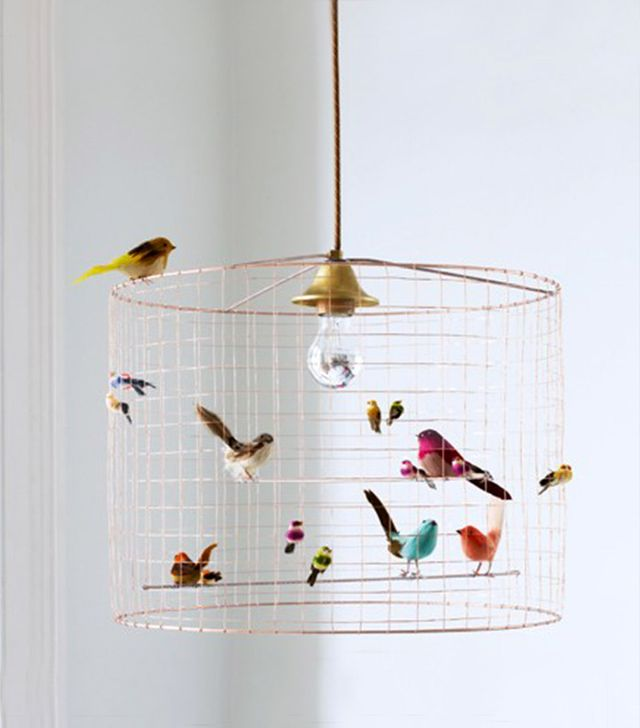 Graham & Green Volières Bird Cage Chandelier