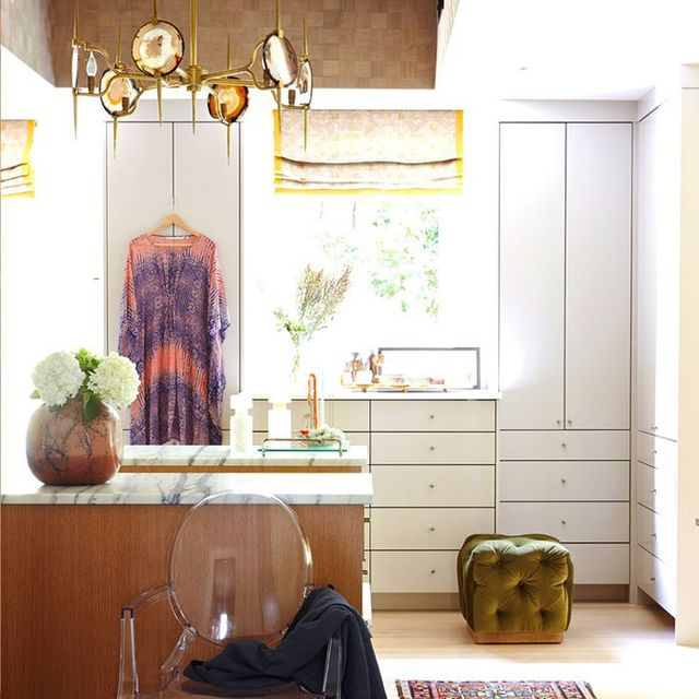 5 Seriously Glamorous Walk-In Closets