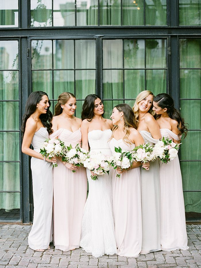 d2b2a14aee Non Traditional Bridesmaid Dresses For Your Summer Wedding Who