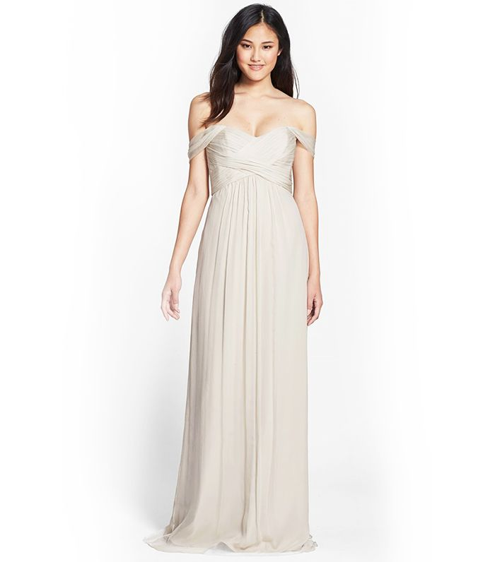 Non Traditional Wedding Dress Ideas: Non-Traditional Bridesmaid Dresses For Your Summer Wedding