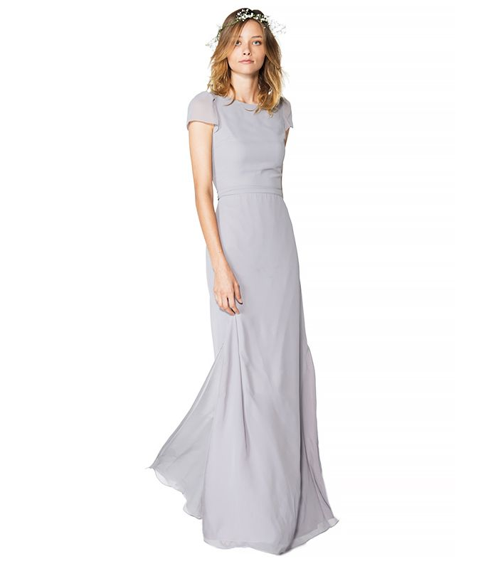 Non Traditional Wedding Dresses: Non-Traditional Bridesmaid Dresses For Your Summer Wedding