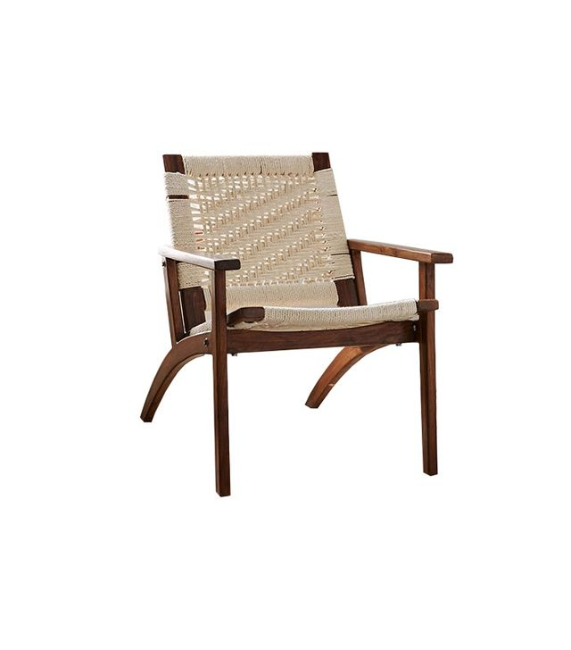 Urban Outfitters Woven Lounge Chair