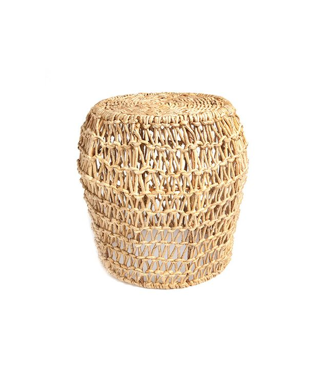 Zara Home Braided Stool