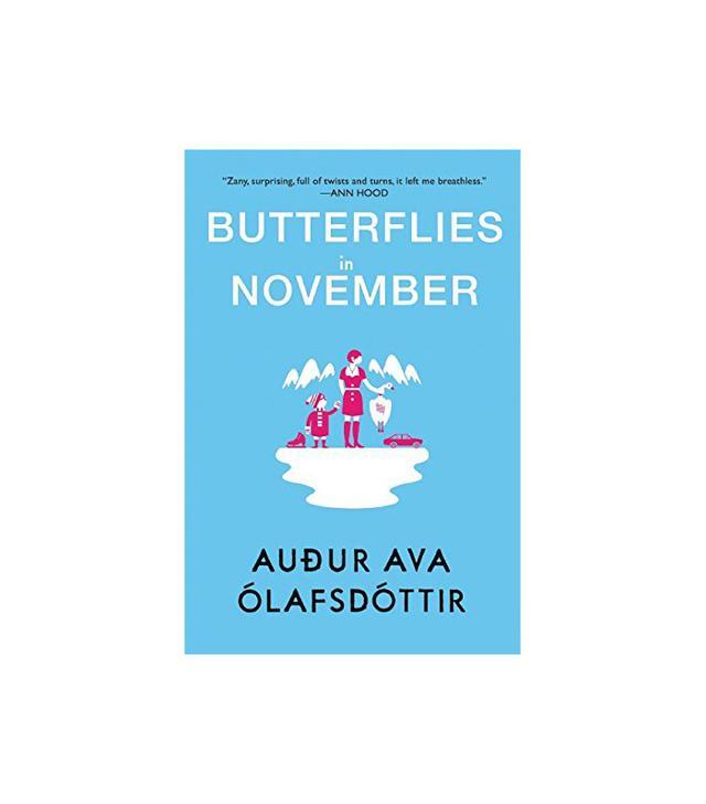 Butterflies in November by Auður Ava Ólafsdóttir