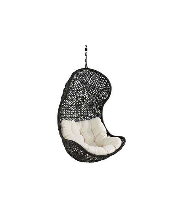 Lexmod Parlay Swing Outdoor Lounge Chair