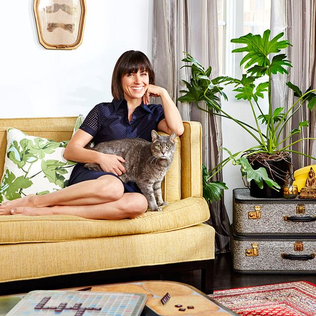 Exclusive: Tour Actress Constance Zimmer's Soulful Family Home
