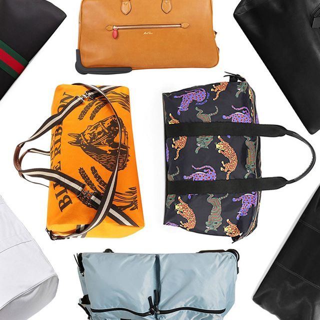 10 Weekend Duffle Bags That Will Carry It All