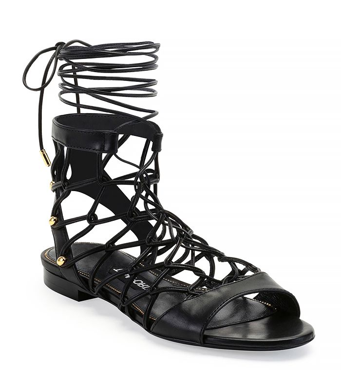 The Best Lace Up Flats For Girls With Muscular Legs Who