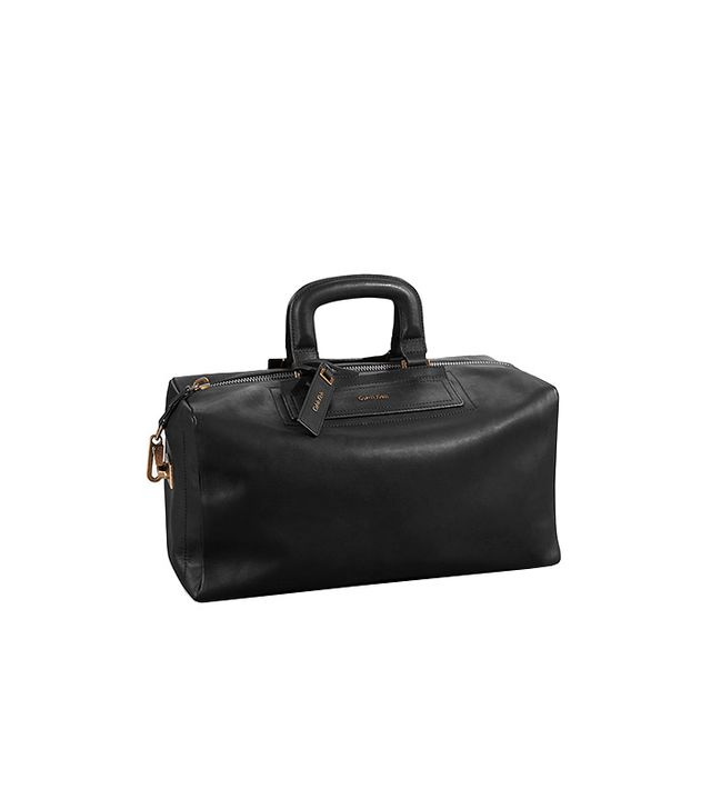 Calvin Klein Jeans Aster Leather Duffle Bag