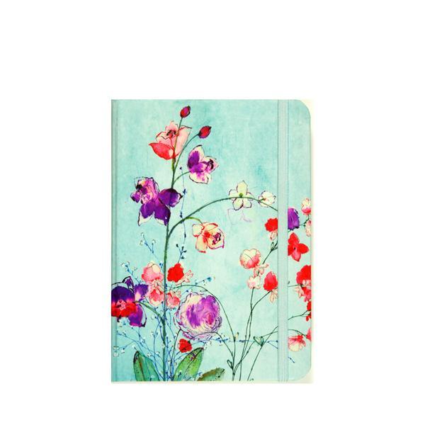 Peter Pauper Press Fuchsia Blooms Journal