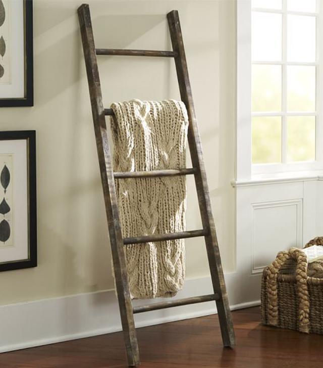 Pottery Barn Rustic Ladder