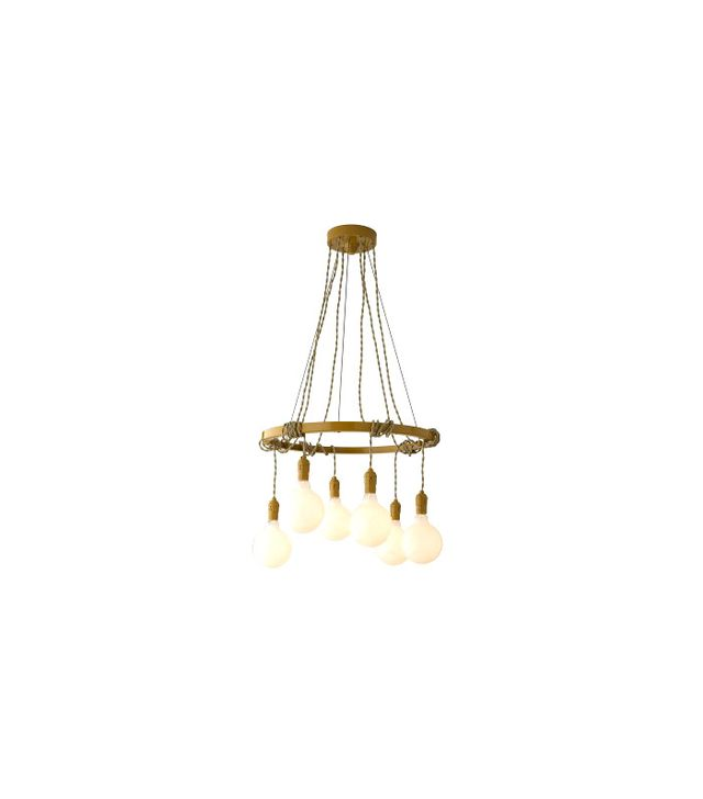 Schoolhouse Electric Tangled Chandelier