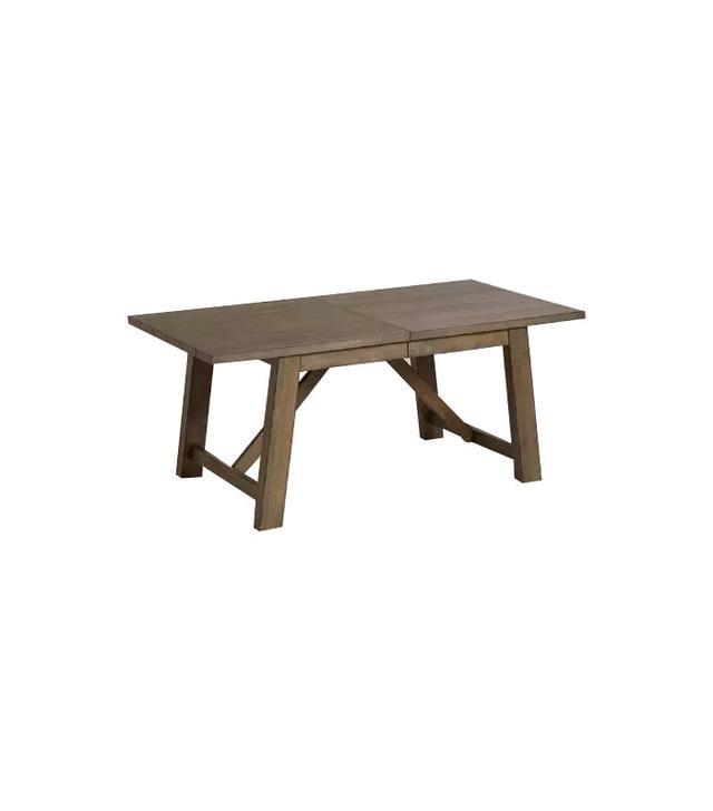 World Market Wood Farmhouse Table