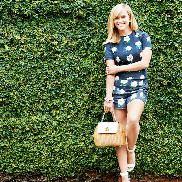 Reese Witherspoon Shares a Few of Her Favourite Things